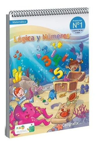 Logica Y Numeros N°1 Caligrafix Edición 2021