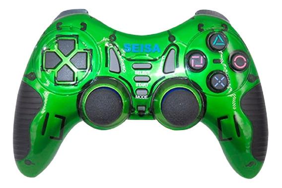 Joystick Seisa SJ-913 verde