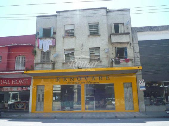 Apartamento Com 2 Dorms, Vila Nova, Santos, Cod: 616 - A616