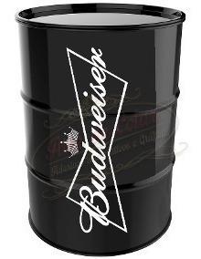 Adesivo Decorativo Budweiser Tambor Tonel Barril
