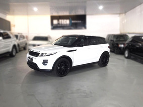 Land Rover Evoque Dynamic Black