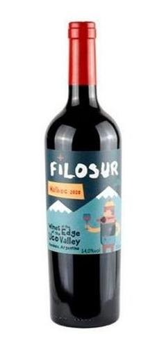 Vinho Tinto Filosur Malbec 2020
