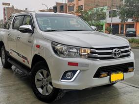 Toyota Hilux 4x4 La Mas Full Srv Automatica Diesel