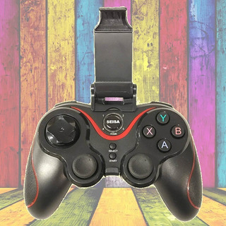 Joystick Bt Gamepad Para Android, Ios, Pc