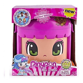 Pinypon Mix Is Max Superheroes