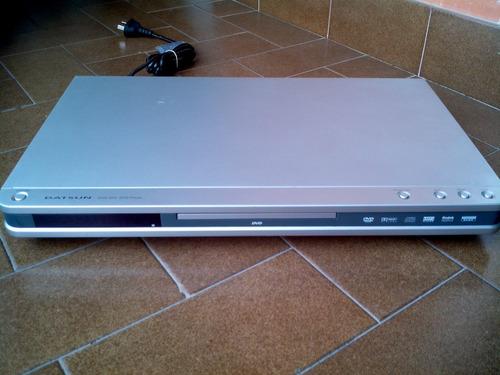Reproductor Dvd Datsun Dvd-002 5.1 Control Remoto Funciona