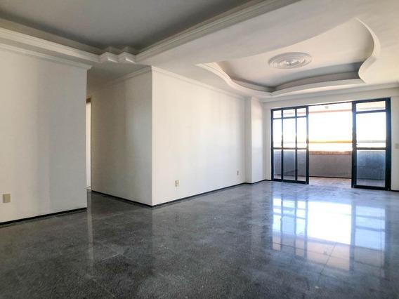 Apartamento Em Papicu, Fortaleza/ce De 122m² 3 Quartos À Venda Por R$ 350.000,00 - Ap361687