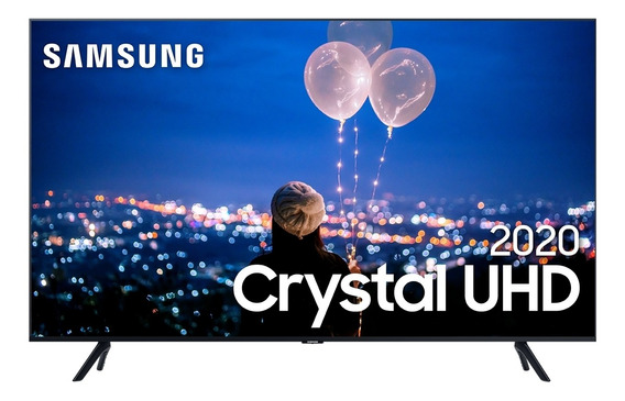 Smart Tv 75 Samsung Crystal Uhd 4k 2020 Tu8000