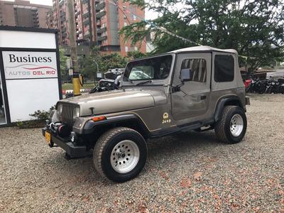 Jeep Wrangler Sahara 1988