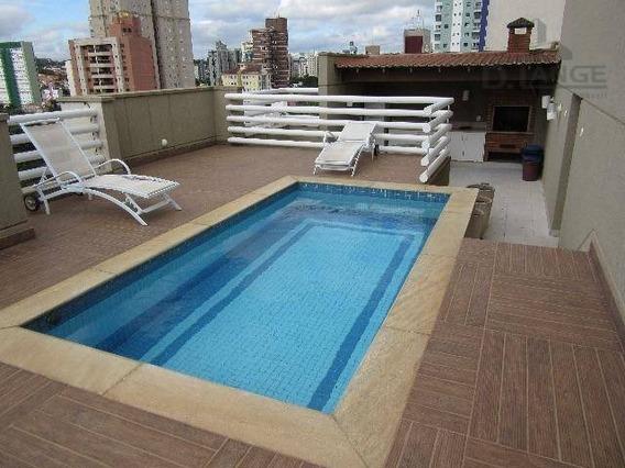 Apartamento Com 1 Dormitório À Venda, 48 M² Por R$ 365.000,00 - Cambuí - Campinas/sp - Ap14459