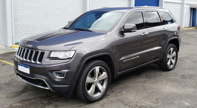 Grand Cherokee Limited 3.0 Tb Dies. Aut