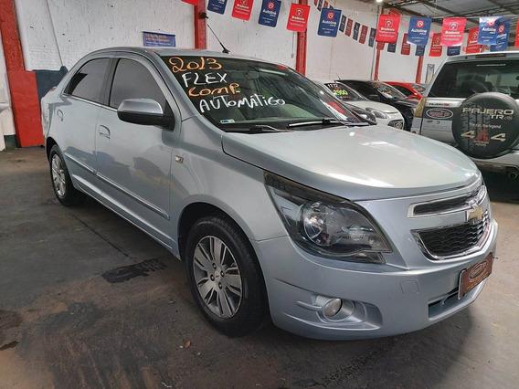 Chevrolet Cobalt 1.8 Sfi Lt 8v Flex 4p Automático