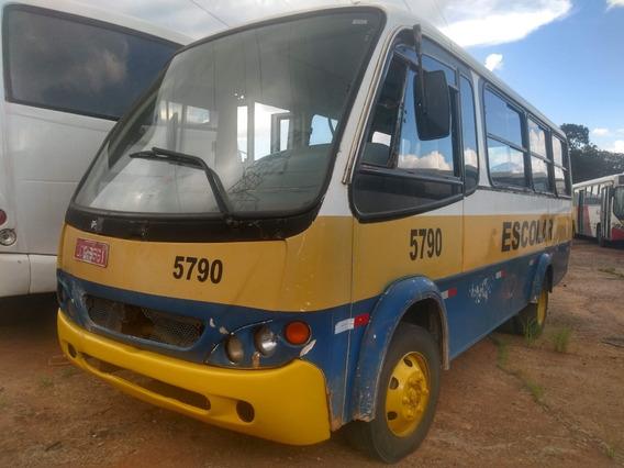 Cód. 28 Micro Ônibus Para Food Truck Comil Bello Ano 2002