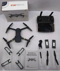 Drone Eachine E-58 Wi-fi Fpv 3mp 480p C/ 2 Baterias