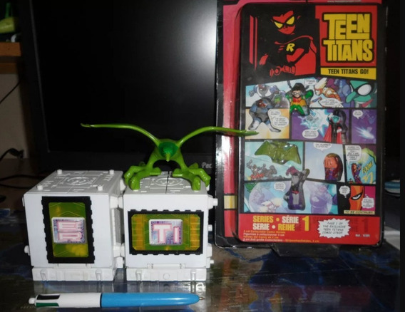 Teen Titans Quarto De Ravena Starfire Beastboy Robin Cyborg