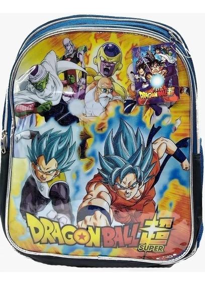 Mochila Dragon Ball Z Infantil