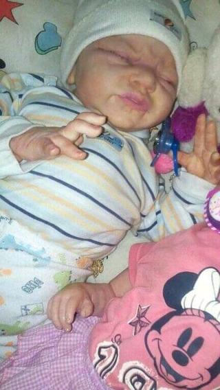 Boneca Bebê Usado