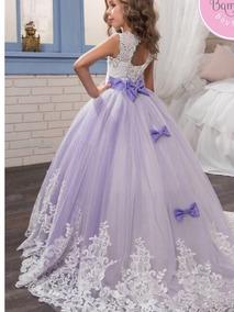 Vestidos Para Niña Elegantes Ropa Bolsas Y Calzado En