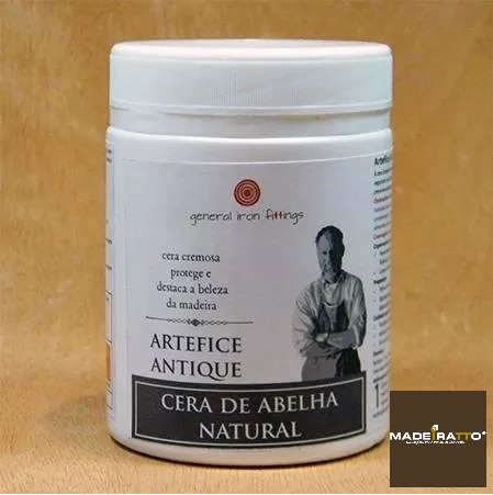 Cera De Abelha Natural | Artefice Antique 900ml