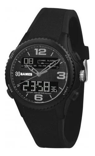 Relógio Pulso X Games Digital Anadigi - Xmppa282