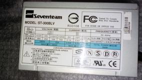 Fonte Seventeam St- 300blv R$50,00