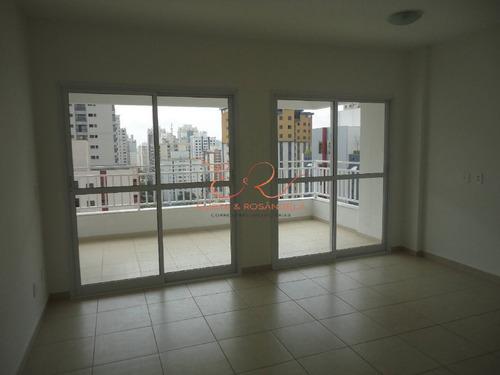 Apartamento 2 Dormitórios Com Varanda Gourmet No Jardim Aquárius. - Ap0174