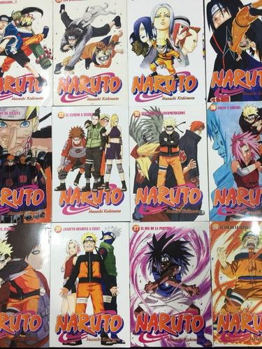 Imagen 1 de 6 de Manga Naruto - Varios Tomos - Precio Por Unidad Xuruguay