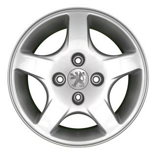 Llanta Aleacion 14 Peugeot 206