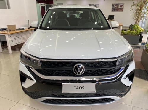Imagen 1 de 15 de Volkswagen Taos Comfortline 250tsi 1.4turbo 150cv At 2021 51