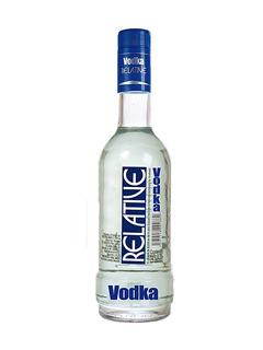 Vodka Relative 0,70l 40° Lf