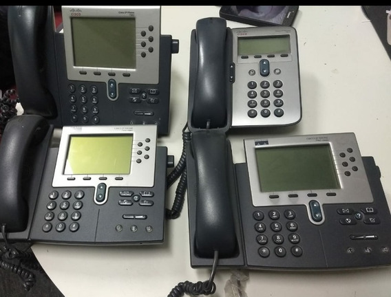 Telefonos Ip Cisco 4