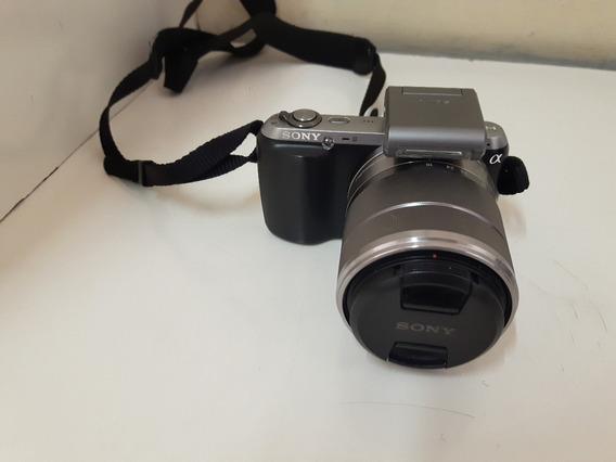 Câmera Sony Nex C3 16,2 Megapixels
