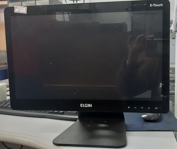 Monitor E-touch Elgin 15,6 Polegadas