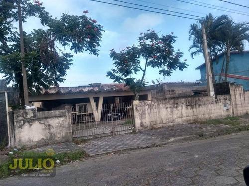 Imagem 1 de 1 de Casa À Venda, 120 M² Por R$ 250.000,00 - Flórida Mirim - Mongaguá/sp - Ca3589