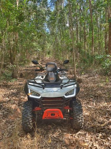 Imagem 1 de 8 de Segway Snarler 570 Quadriciclo Atv Cf Moto Uforce 1000 Canam