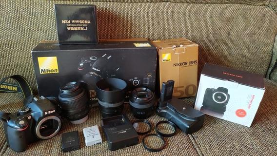 Nikon D5100 Muito Nova