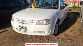Volkswagen Saveiro 1.6 Base Financiacion Propia Ricci