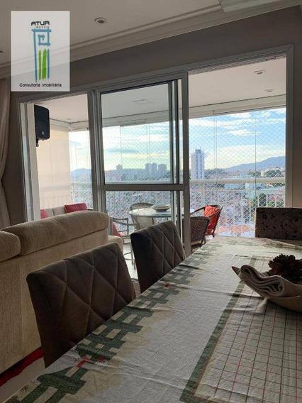 Apartamento Com 3 Dormitórios À Venda, 89 M² Por R$ 798.000 - Mandaqui - São Paulo/sp - Ap0588
