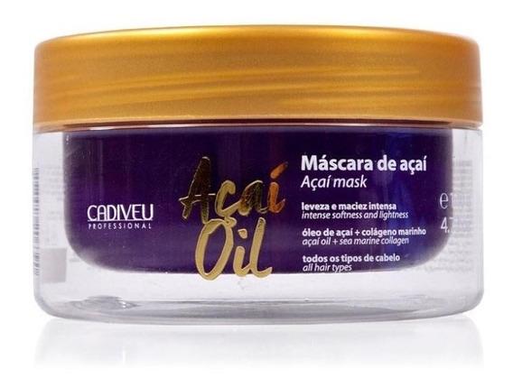 Cadiveu - Açaí Oil - Máscara De Açaí
