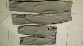 2 Pantalones De Baseball. Under Armour Y Champro Sports Orig