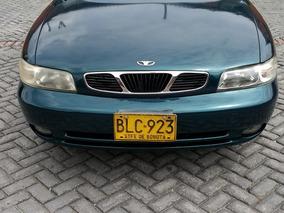 Daewoo Nubira 1999 Único Dueño 89.0000 Kms Originales
