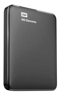 Disco Rigido Externo 1tb Western Digital Elements Usb 12ct