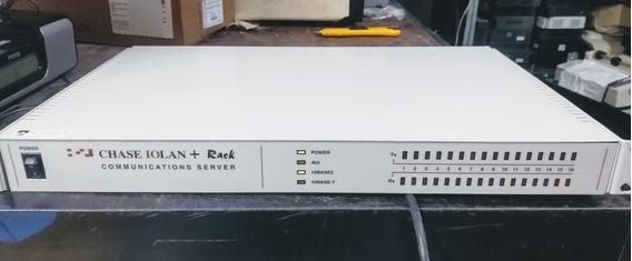 Chase Research Iolan + Rack 16 Portas(nao Foi Testado)
