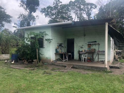 Chácara No Litoral Com 1dormitório Em Itanhaém/sp