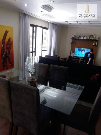 Apartamento No Condomínio Ilha Da Madeira, Bosque Maia, Estuda Permuta. - Ap12757