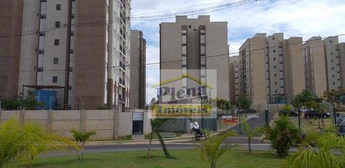 Imagem 1 de 15 de Apartamento Com 2 Dormitórios À Venda, 57 M² Por R$ 220.000 - Jardim Dulce (nova Veneza) - Sumaré/sp - Ap0939