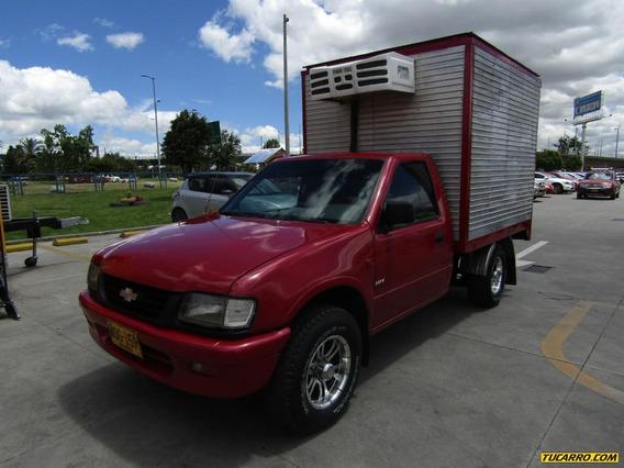 Chevrolet Luv 2300 Fgon Aislado Inyecction