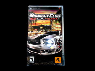 ¡¡¡ Midnight Club L. A. Remix Para Psp !!!