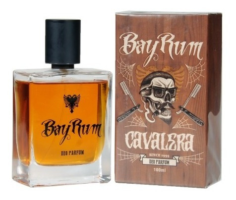 Perfume Cavalera Bay Rum Deo Parfum - 100ml
