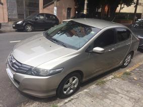 Honda City 1.5 Lx Flex Aut. 4p Em Ótimo Estado
